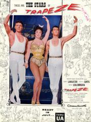 Trapéz /DVD/ (1956)