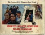 Navarrone ágyúi (1961)