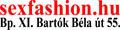 Sex Fashion webáruház árak