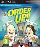Funbox Media Order Up!! (PS3) Játékprogram