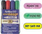 ARTLINE Whiteboard marker varf rotund, 6buc/set, ARTLINE 517