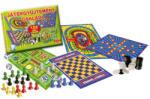 D-Toys Családi játékgyűjtemény 125 féle