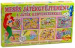 D-Toys Mesés Játékgyűjtemény 8 játék kedvenceinkkel