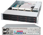 Supermicro CSE-826BE26-R920
