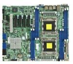 Supermicro X9DRL-3F Alaplap