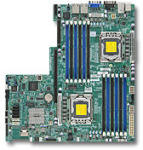 Supermicro X9DBU-iF Alaplap