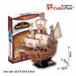 CubicFun T4008H Santa Maria 3D Puzzle