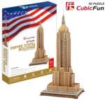 CubicFun MC048H Empire State Bilding 3D Puzzle