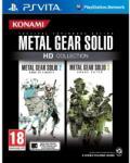 Konami Metal Gear Solid HD Collection (PS Vita) Játékprogram