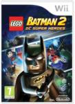 Warner Bros. Interactive LEGO Batman 2 DC Super Heroes (Wii) Játékprogram