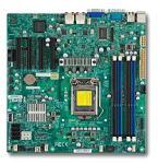 Supermicro X9SCM-iiF Alaplap