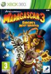 D3 Publisher Madagascar 3 Europe's Most Wanted (Xbox 360) Játékprogram