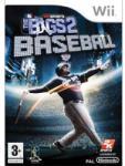 2K Games The Bigs 2 Baseball (Wii) Játékprogram