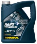 MANNOL Nano Technology 10W-40 (4L)