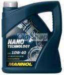 MANNOL Nano Technology 10W-40 (4L)