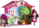Mattel Mini Barbie Mesés Szobák 4 Változat
