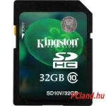Kingston SDHC Video 32GB Class 10 SD10V/32GB