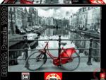 Educa Black & White Puzzle - Amszterdam 1000 db-os (14846)