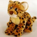 Keel Toys Fekvő Gepárd 33cm