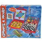 Simba Set jocuri de societate 6 in 1 Simba Joc de societate