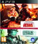 Ubisoft Tom Clancy's Rainbow Six Vegas 2 + Ghost Recon Advanced Warfighter 2 (PS3)