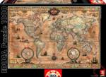Educa Antik térkép 1000 db-os (15159)