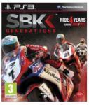 Black Bean Games SBK Generations (PS3) Játékprogram