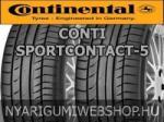Continental ContiSportContact 5 XL 235/40 R18 95Y Автомобилни гуми