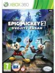 Disney Interactive Epic Mickey 2 The Power of Two (Xbox 360) Software - jocuri