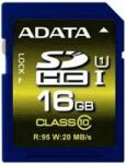 A-Data Premier Pro SDHC 16GB Class 10 ASDH16GUI1CL10-R