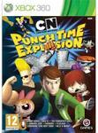 Crave Entertainment Cartoon Network Punchtime Explosion XL (Xbox 360) Játékprogram