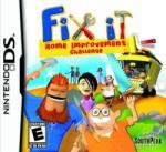 Southpeak  Fix It Home Improvement Challenge (Nintendo DS) Software - jocuri