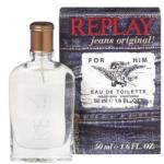 Replay Jeans Original for Him EDT 30ml