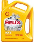Shell Helix HX5 15W40 4L