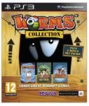 Mastertronic Worms Collection (PS3) Software - jocuri