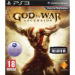 Sony God of War Ascension (PS3) J�t�kprogram