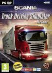 SCS Software Scania Truck Driving Simulator (PC) Játékprogram
