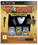 Mastertronic Worms Collection (PS3) Játékprogram