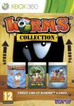 Mastertronic Worms Collection (Xbox 360) Játékprogram