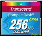 Transcend CompactFlash 256MB 80x (CF) (TS256MCF80)