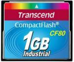 Transcend CompactFlash 1GB 80x (CF) (TS1GCF80)