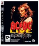MTV Games AC/DC Live Rock Band (PS3) Játékprogram