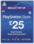 Sony Playstation Network Card 25 GBP