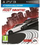 Electronic Arts Need for Speed Most Wanted (PS3) Játékprogram