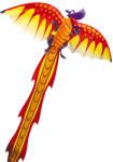 Günther Sárkány 3D sárkányrepülő 3.2m