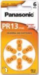 Panasonic Baterii audtitive zinc-aer Panasonic PR13 (PR13) Baterie alcalina