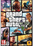 Rockstar Games Grand Theft Auto V (PC) Játékprogram
