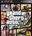 Rockstar Games Grand Theft Auto V (PS3) Játékprogram