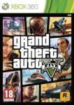 Rockstar Games Grand Theft Auto V (Xbox 360) Játékprogram