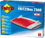 AVM FRITZ! Box 7360 20002536 Router